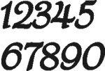 Elegant 3 Inch Individual Letters Numbers Signs Oak Wood ...